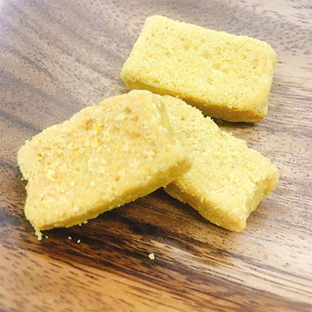ナチュラルクッキー かぼちゃ 【茎工房】の中身画像
