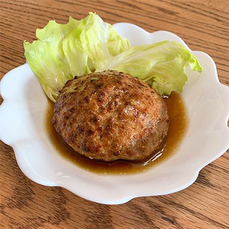 ハンバーグステーキ 和風ソース 【サカタフーズ】の中身画像