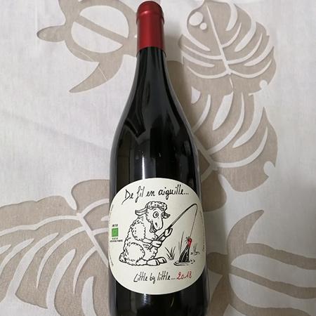 オーガニックワイン 酸化防止剤 保存料無添加 赤ワイン 【ド・フィル・アン・エギュイユ】のパッケージ画像