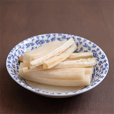 土佐山野菜 ピクルス  白のピクルス 【TOSAYAMA YUMESANCHI】の中身画像