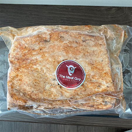 手作りコーンビーフ ブロック- Corned Beef 【ミートガイ】【冷凍】のパッケージ画像