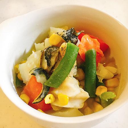 北の貝と野菜のバター風味 【シュガーレディ】【冷凍】の中身画像