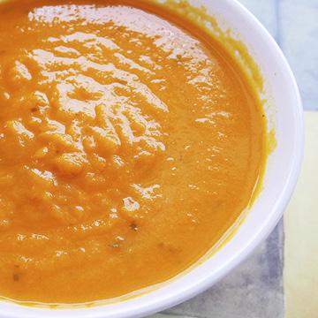 オーガニックキャロットスープ 【AUGA】の中身画像