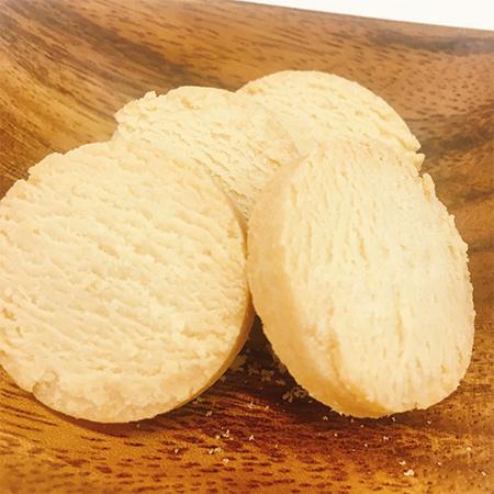 米粉クッキー メープル 【オーサワ】の中身画像