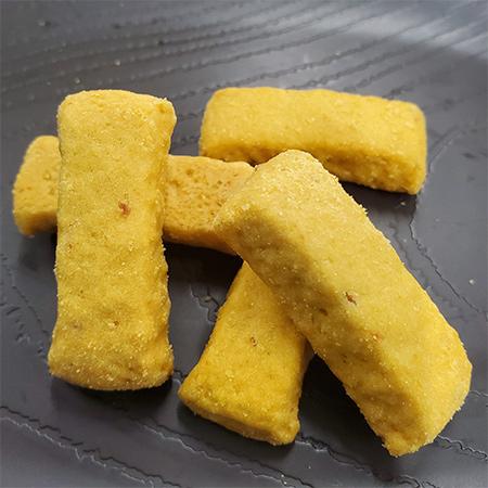 ナチュラルクッキー 野菜ミックス 【茎工房】の中身画像