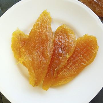 桜島溶岩で焼いた焼き干し芋 【さくらの森】の中身画像