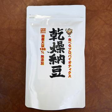 乾燥納豆  【はすや】のパッケージ画像