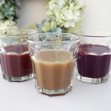 食べるぶどうジュース 3本セット 【山梨Made】の中身画像