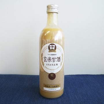 玄米甘酒 【ヤマトしょうゆ味噌】のパッケージ画像