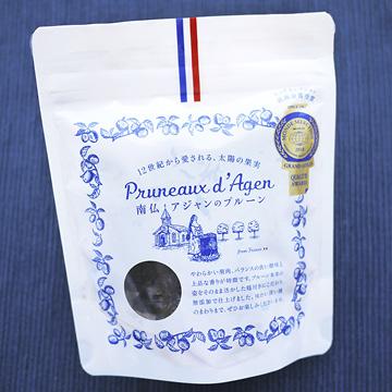 丸成 南仏 アジャンのプルーン 220g 【丸成】のパッケージ画像