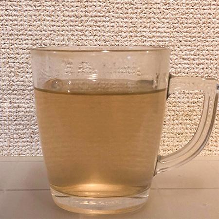 国産大豆の黒豆茶 【無印良品】の中身画像