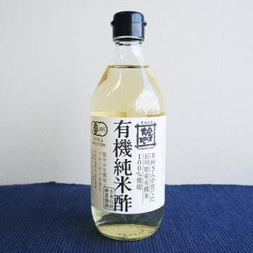 有機米酢 【金沢大地】のパッケージ画像