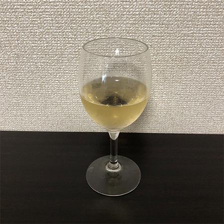 無添加ナイヤガラ白 辛口  【井筒ワイン】の中身画像