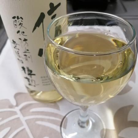 アルプス 信州無添加樽熟 白ワイン 中辛口  【日本ワイン】の中身画像
