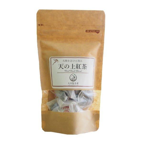天の上紅茶 【天の製茶園】のパッケージ画像
