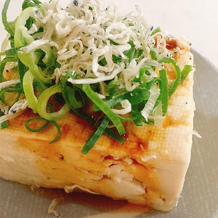 駿河湾深層水使用の木綿豆腐 【自然の味そのまんま】の中身画像