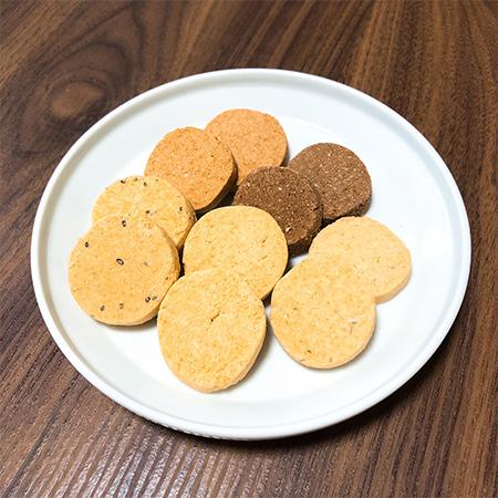 豆乳おからクッキー 10種類 詰め合わせ  【ベイク・ド・ナチュレ】の中身画像