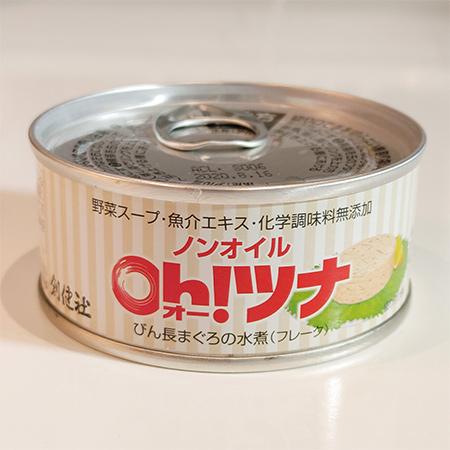 ノンオイルオーツナフレーク 【創健社】【缶】のパッケージ画像
