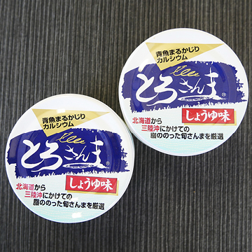 とろさんま・しょうゆ味 【千葉産直サービス】【缶】のパッケージ画像