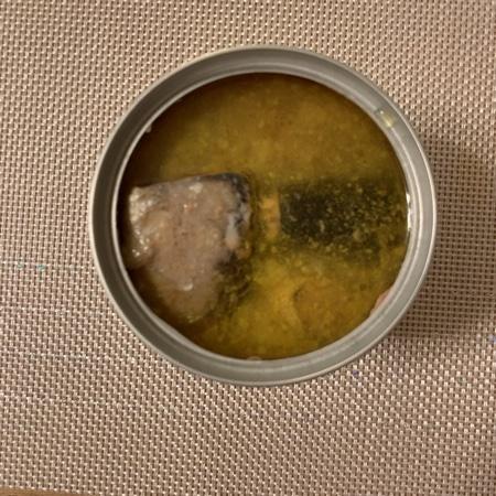 セブンプレミアム いわし 水煮 【セブンイレブン】【缶】の中身画像