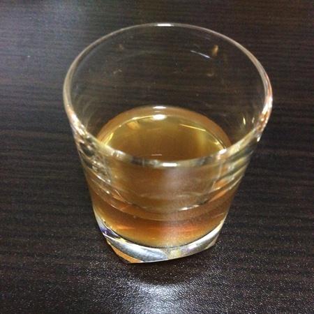 球美の梅酒 【久米島の久米仙】の中身画像