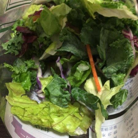 緑黄色野菜を使った8品目のサラダ 【旭物産】の中身画像