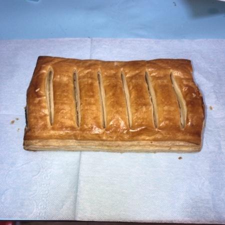 チーズクリームパイ 【パスコ】の中身画像