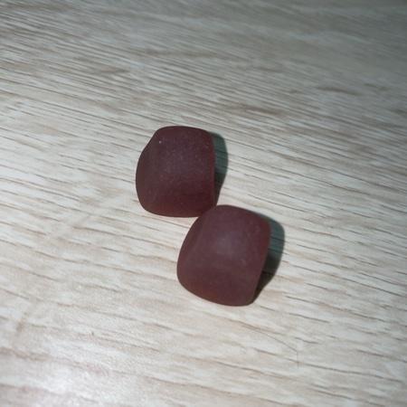 グミサプリ 鉄&葉酸 【UHA味覚糖】の中身画像