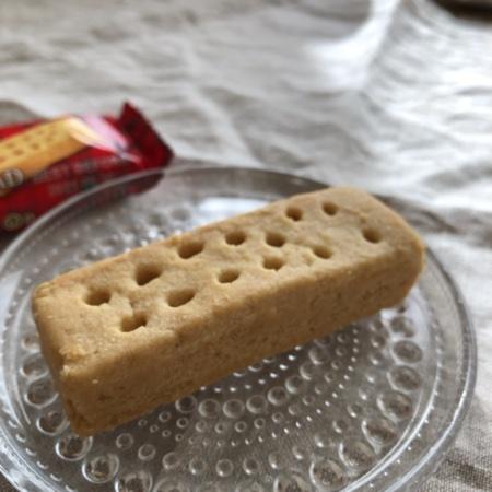 フローパック ショートブレッドフィンガー【クッキー】 【ウォーカー】の中身画像