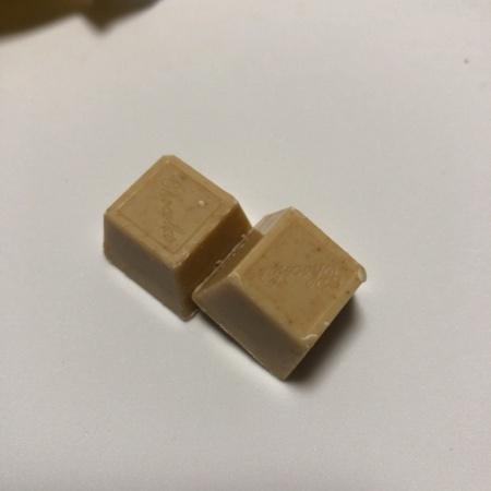 ベストチョイス きなこチョコレート 【ベルク】の中身画像
