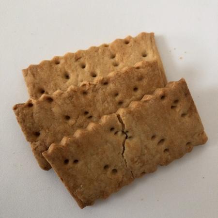 玄米Bar ハードクッキー【げんきタウン】の中身画像