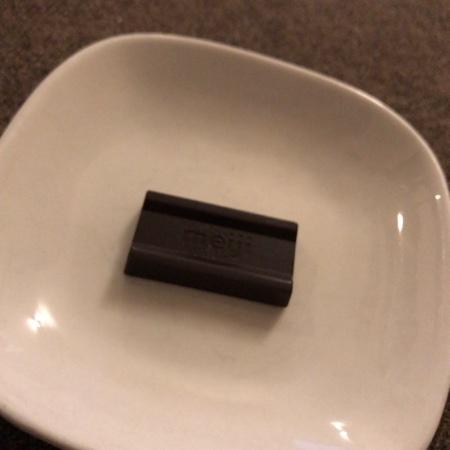 チョコレート効果 カカオ86% 【明治】の中身画像