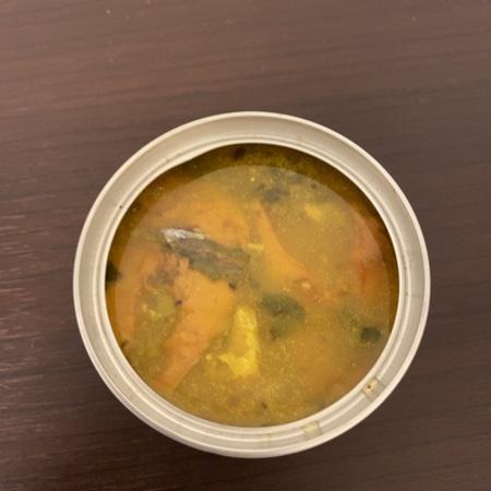 マルハ さば水煮 【マルハニチロ】【缶】の中身画像