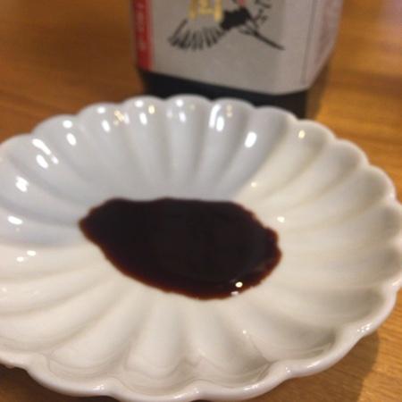 再仕込醤油 鶴醤 500ml【ヤマロク醤油】の中身画像