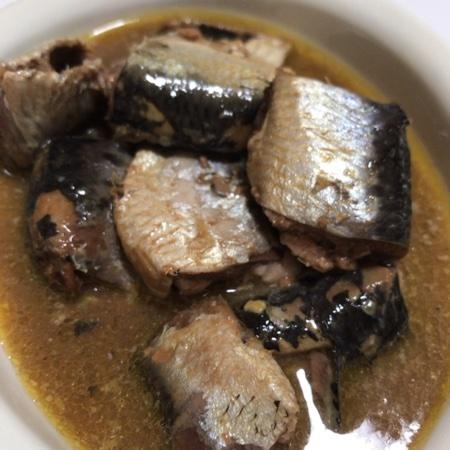 いわし醤油煮 【自然の味そのまんま】【缶】の中身画像