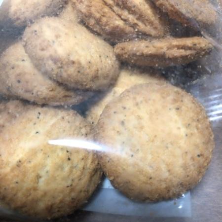 紅茶クッキー 【無印良品】の中身画像