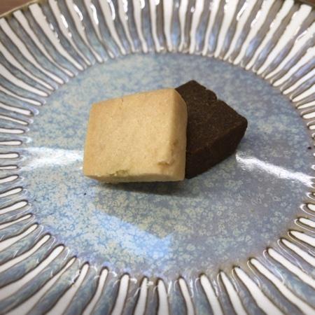 米粉のクッキー 紅茶&しょうが 【ビオクラ】の中身画像