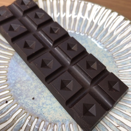 ダークチョコレート 73% アガベ 【チョコレートソール】の中身画像