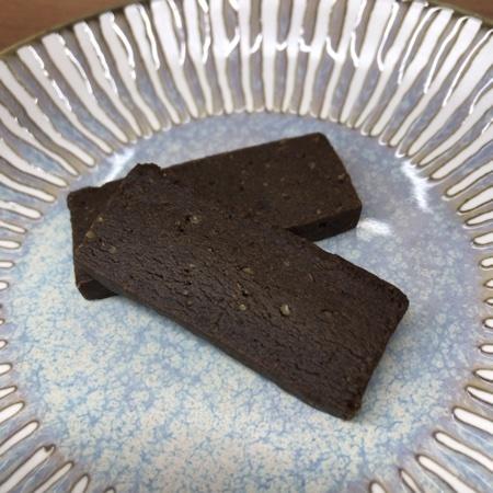マクロビオティッククッキー 豆乳ほうじ茶 【ビオクラ】の中身画像