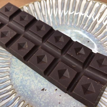 オーガニック ダークチョコレート 86% 【チョコレートソール】の中身画像