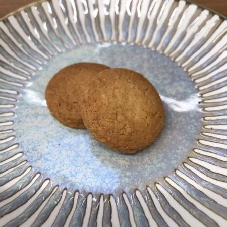 国産米粉クッキー プレーン 【南出製粉所】の中身画像