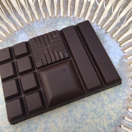 ザ・チョコレート ドミニカ共和国 カカオ70 【明治】の中身画像