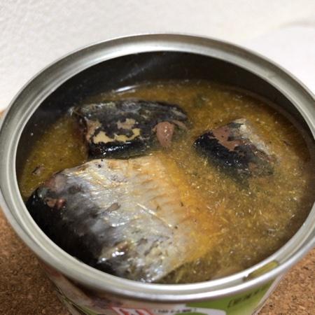 いわし煮付 【富永食品】【缶】の中身画像