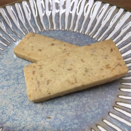 マクロビオティッククッキー 豆乳ココナッツ 【ビオクラ】の中身画像