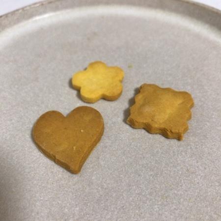 お米とにんじんクッキー 【げんきタウン】の中身画像