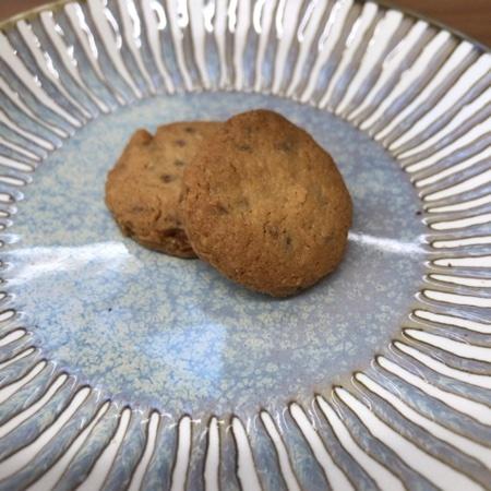 国産米粉クッキー 玄米 【南出製粉所】の中身画像