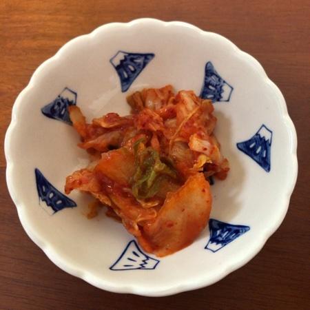 こくうま 熟うま辛キムチ 【東海漬物】の中身画像