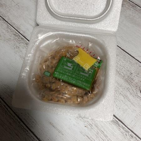 おかめ納豆 旨味ひきわりミニ 【タカノフーズ】の中身画像