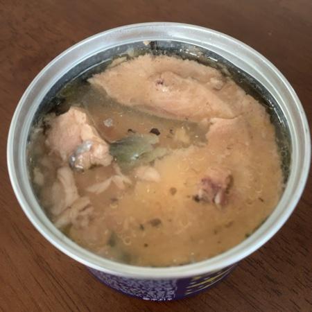 カルディオリジナル 国産さば SABA 190g 【カルディ】【缶】の中身画像