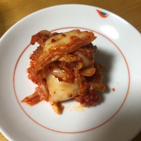 こだわりキムチ 【カナモト食品】の中身画像